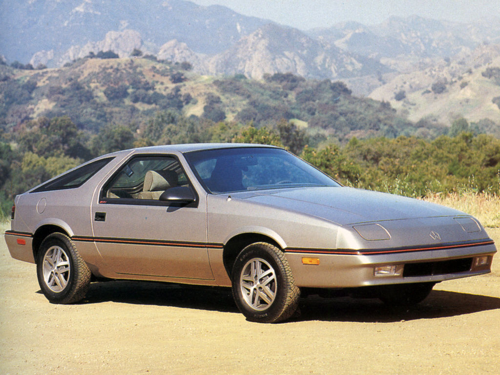Subaru Oil Consumption >> Dodge Daytona 2.2L (142 Hp) Turbo